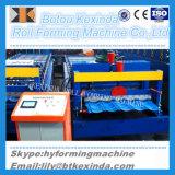 828 folhas do teto de alumínio máquina de formação de rolos ladrilhos vidrados