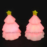 Напечатанный свет рождественской елки подарка СИД промотирования проблескивая с логосом (4027)