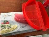 Molde de silicona microondas Uso Tortilla de cocina