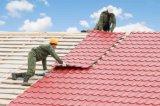 Telhas de telhado de metal / Revestimento Aluzinc Revestimento de aço corrugado