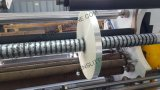 Servolaufwerk-aufschlitzende Hochgeschwindigkeitsmaschine für Rollenplastikfilm