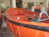 6 - 8 tester di tipo aperto di rinforzo vetroresina lance di salvataggio e navi di soccorso di CISLM con i certificati di CCS