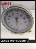 074 115mm 프로젝트 스테인리스 상자 압력 계기 수준계