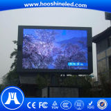 Visualización de LED a todo color al aire libre de alta resolución P6