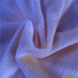 Velboa 폴리에스테에 의하여 뜨개질을 하는 직물
