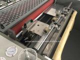 Machine de laminage de film enduite d'un préenduisage par couteau intelligent complètement automatique de vol de Fmy-Zg108L