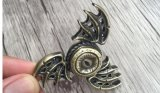 Eagle Eye New Toy Spinner Jeu de Brass Hand Spinner Metal Finger Stress Tri Spinner Dragon Wing Handspinner Finger Tip