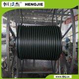 En polyéthylène haute densité du tuyau de base de silicone