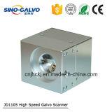 Mini cabeça de varredura Jd1105 do galvanômetro do tamanho para a máquina da marcação do CO2