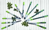 Outils de jardin Tondeuses télescopiques à levier Outils manuels Jardinage