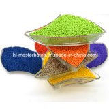 Farbe Masterbatch für Faser des Haustier-pp.
