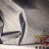 tela opaca llena del telar jacquar del diamante 390t con la capa 3K/5K para los juegos de esquí