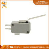 Commutateur en plastique électrique longtemps déplié de commutateur micro sensible de levier de Lema Kw7-94