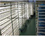 Quadratische Oberflächeninstrumententafel-Leuchte 2017 der Büro-Lampen-LED 1200*300 20W 40W 45W 50W 72W LED 2835