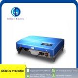 C.C 5kw à AC le monophasé d'inverseur de réseau/relation étroite de réseau MPPT duel avec la conformité du CEI de VDE As4777 de la CE TUV