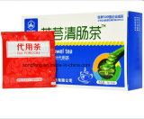 Modificó todas las clases para requisitos particulares de adelgazar el té para el té delgado del Detox de la pérdida del peso corporal