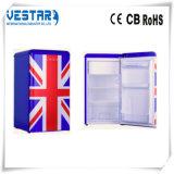 Refrigerador da barra da única porta mini com 220V 50Hz