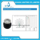 9W IP68 ahuecados impermeabilizan la luz subacuática subterráneo del LED