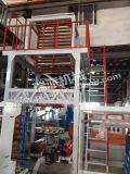 Machine de soufflement d'extrusion en plastique de feuille de LDPE