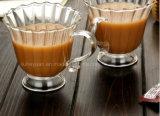 高いほう素のケイ素の耐熱性ガラスコーヒーカップ230ml