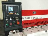 QC12y Serien-hydraulischer Schwingen-Träger-scherende Maschine