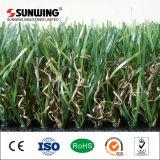 Certificado SGS Verde Natural 40mm Artificial Grass for Futsal