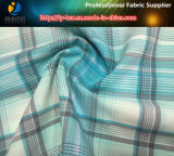 옥외 셔츠를 위한 보통 나일론 Yarn-Dyed 검사 직물