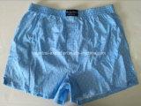Men's Fashion DOT Cotton Woven Boxer Short Men Underwear