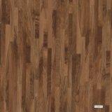 Retour à sec PVC ignifugé Plank Lvt Flooring
