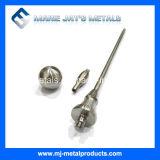 De aangepaste Flexibele Legering CNC die van het Titanium Producten machinaal bewerken