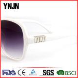 Promocionais Ynjn Ladies oversized White Sunglasses