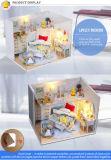 Chambre de poupée en bois de souvenir de 2017 ventes en gros
