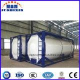 가스 수송을%s ISO 액화천연가스 유조선 20feet 탱크 콘테이너