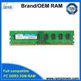 in de Grote RAM van de Desktop 16IC 2GB DDR3 1333MHz van de Voorraad