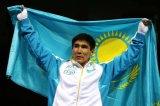 Изготовленный на заказ сделайте водостотьким и национальный флаг Казахстан национального флага Sunproof