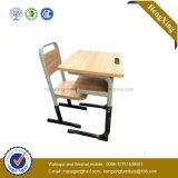 학생 단 하나 연구 결과 테이블 및 의자 고품질 학교 가구 (HX-5CH239)