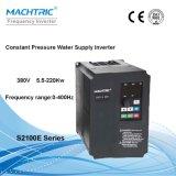 Invertitore di frequenza di CA di 380V più poco costoso 220kw con il rifornimento idrico di pressione