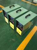 horno de inducción portable 25kw para derretir el oro de la pequeña cantidad