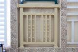 Balcon en acier galvanisé décoratif de haute qualité 39 de clôture d'alliage de Haohan Alluminum