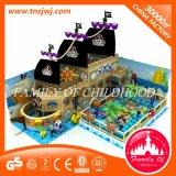 Suministro de la Fábrica de Equipos de alimentación de los niños laberinto Fábrica de animar a los niños de diversiones gimnasio suave