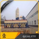 Pianta d'ammucchiamento concreta dell'asfalto pronto Hzs90