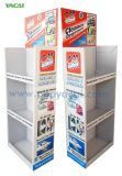 El cartón Expositor de suelo, el punto de compra de la pantalla stand estantería
