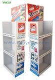 Kleinpapierausstellungsstände mit Regalen