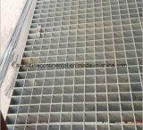 Grata saldata galvanizzata tuffata calda dell'acciaio della pavimentazione di strada