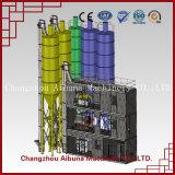 Подвижной Containerized сухой завод порошка ступки с ISO