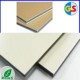 Les produits en aluminium de vente chauds/feuilles en aluminium/aluminium lambrisse le panneau composé en aluminium extérieur