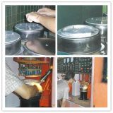 ステンレス鋼の鍋のための高周波誘導電気加熱炉ろう付け装置