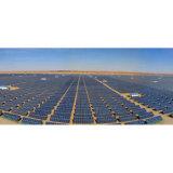 25 años de la garantía de Haochang de sistema policristalino del panel solar para el mercado de ultramar