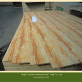 Excelente grado Melamina Madera contrachapada de madera dura con núcleo de tabla de la oficina