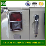 Il Wrangler 2007-2015 per la jeep Jk ha cromato l'alluminio della protezione dell'indicatore luminoso della coda